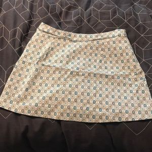 Fun and funky mini skirt!
